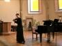 Concert d'Olivia Jacobson 28.04.2013