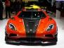 Salon de l'automobile 2016 à Palexpo Genève